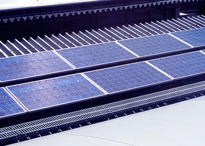 太陽光発電関連工事の調査、計画、設計、監理ならびに請負、維持管理